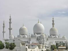 Moskee te Abu Dhabi
