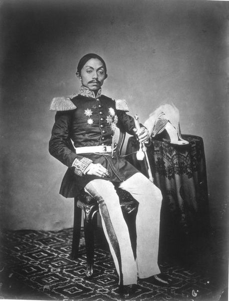 Pakoeboewono IX – 1870. 2