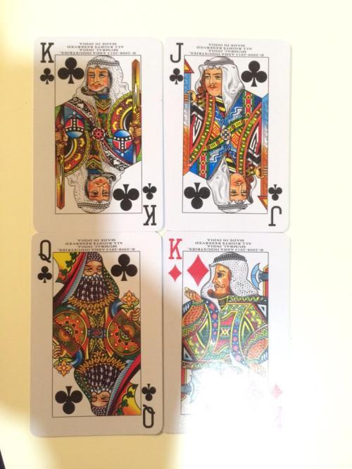 SaudiSpeelkaarten