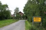 Stedebach, Dorfeinfahrt