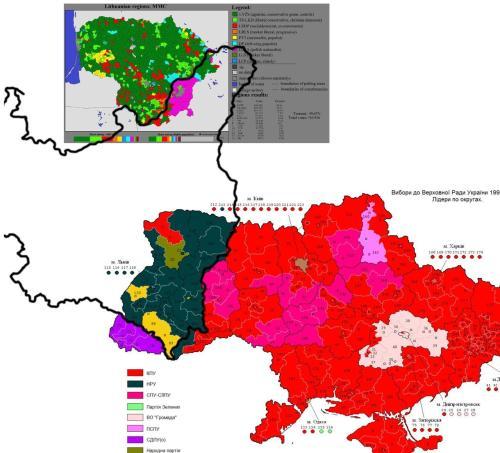 $Oekraine:Litouwen